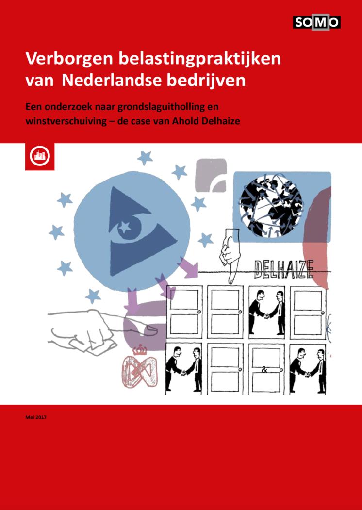 publication cover - The Ahold Delhaize case