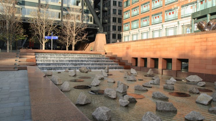 One Exchange Square (HQ EBRD, London, UK)