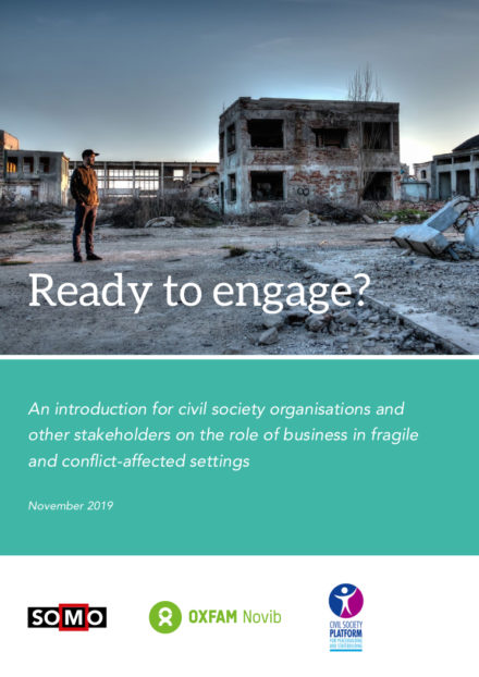 publication cover - Ready to engage?