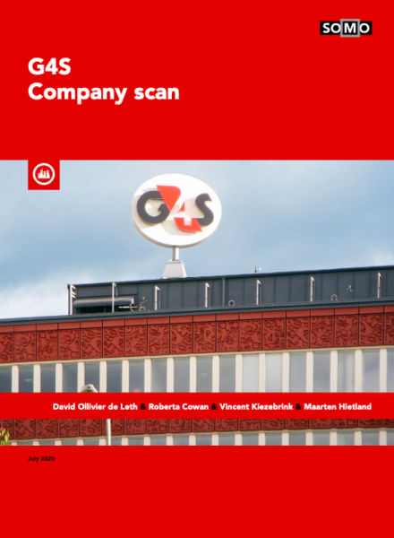 G4S report cover