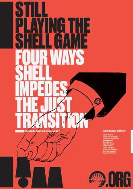 publication cover - Still playing the Shell Game
